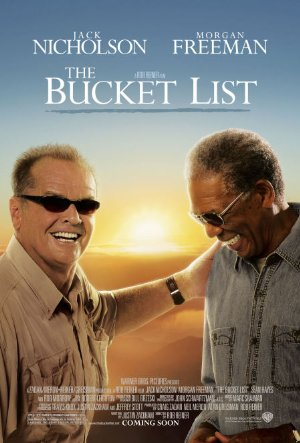 The Bucket List poster